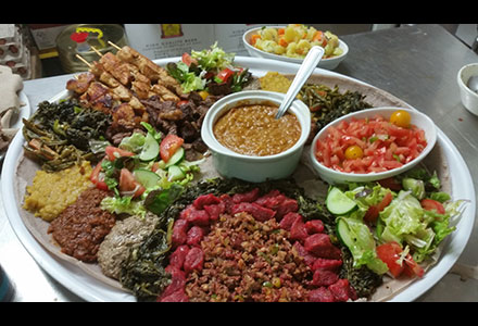 Cuisine Du Monde à Metz 57 Recettes Africaines En Moe Ô