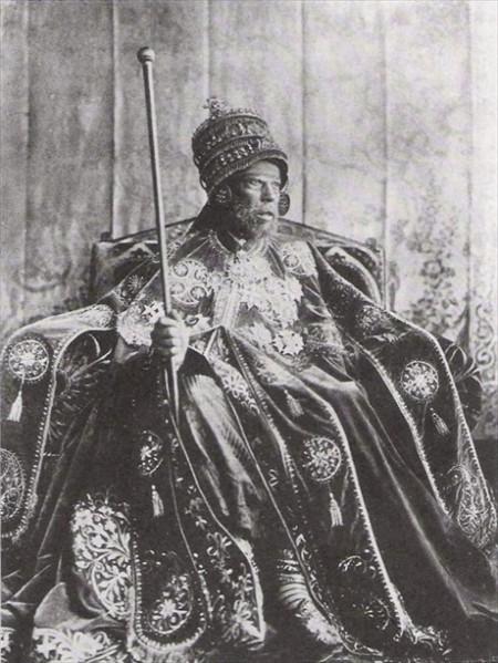 Chronique du règne de Ménélik II